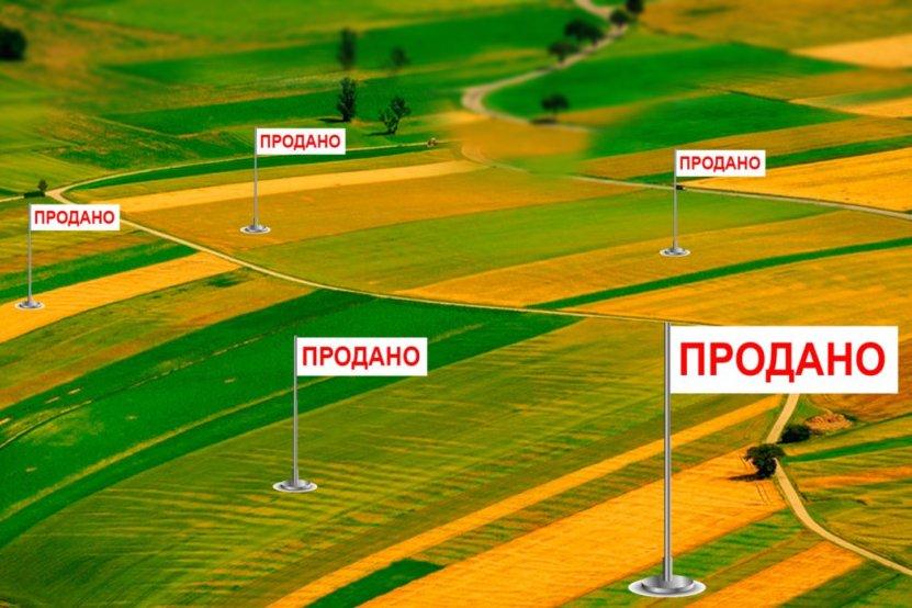 Зеленский рассказал о том, когда украинские земли смогут покупать иностранцы
