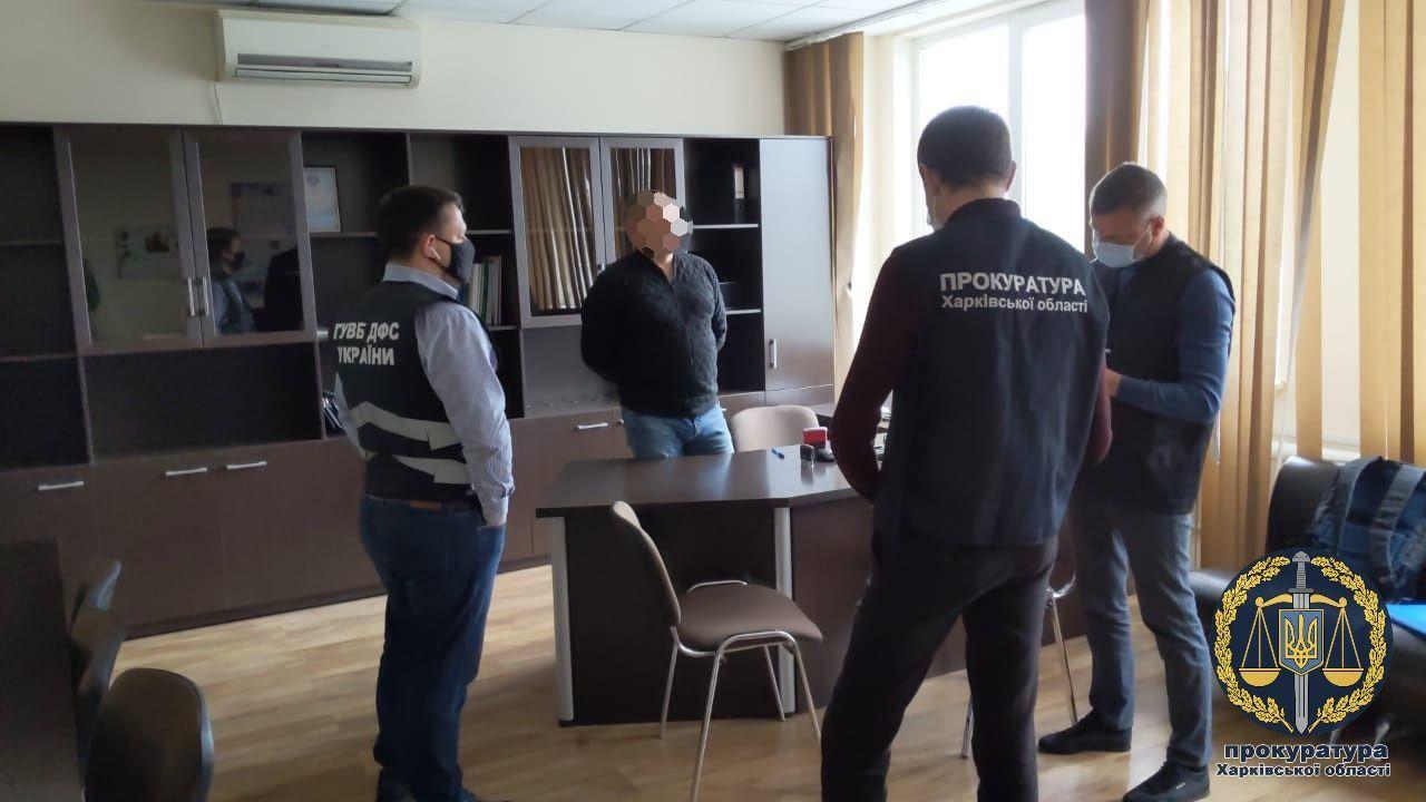 Замначальника Харьковской таможни будут судить за нанесение ущерба государству в 1,6 млн грн
