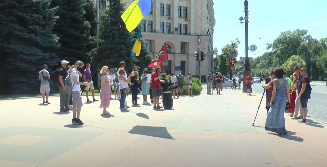 У Харкові відбулась акція за легалізацію медичного канабісу (відео)