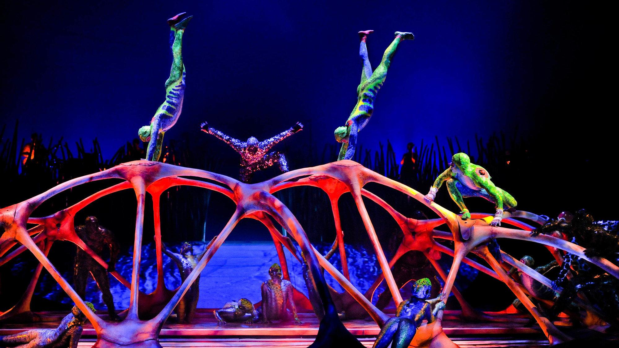 Cirque du Soleil объявил о банкротстве из-за пандемии коронавируса