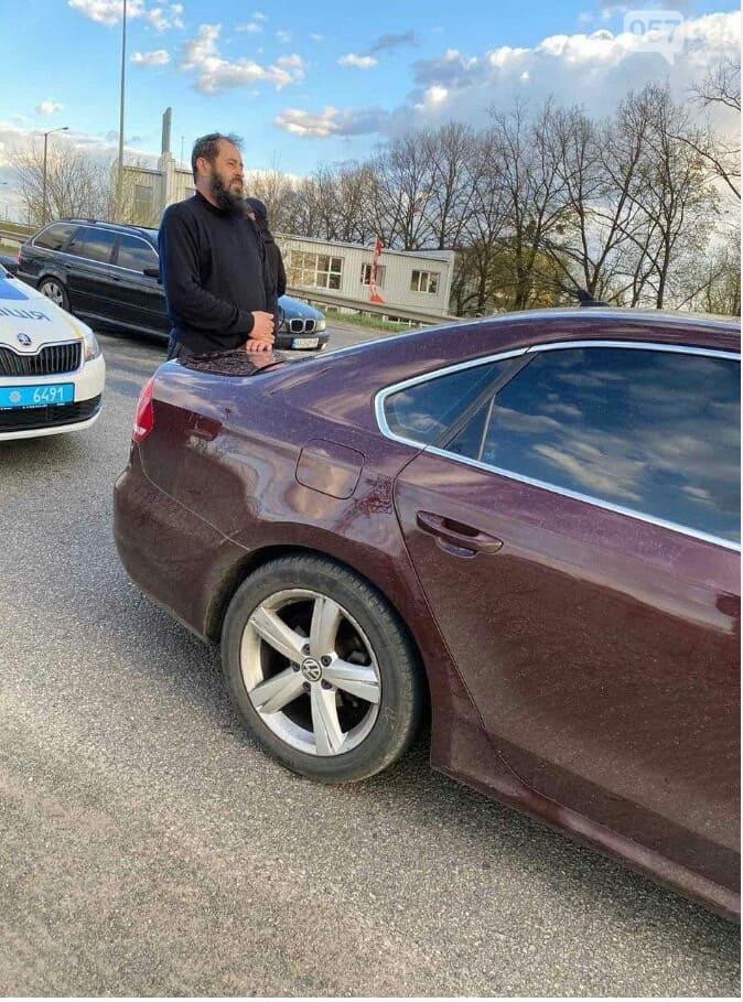 Суд визнав винним священника, який п'яним влаштував ДТП у Харкові (відео)