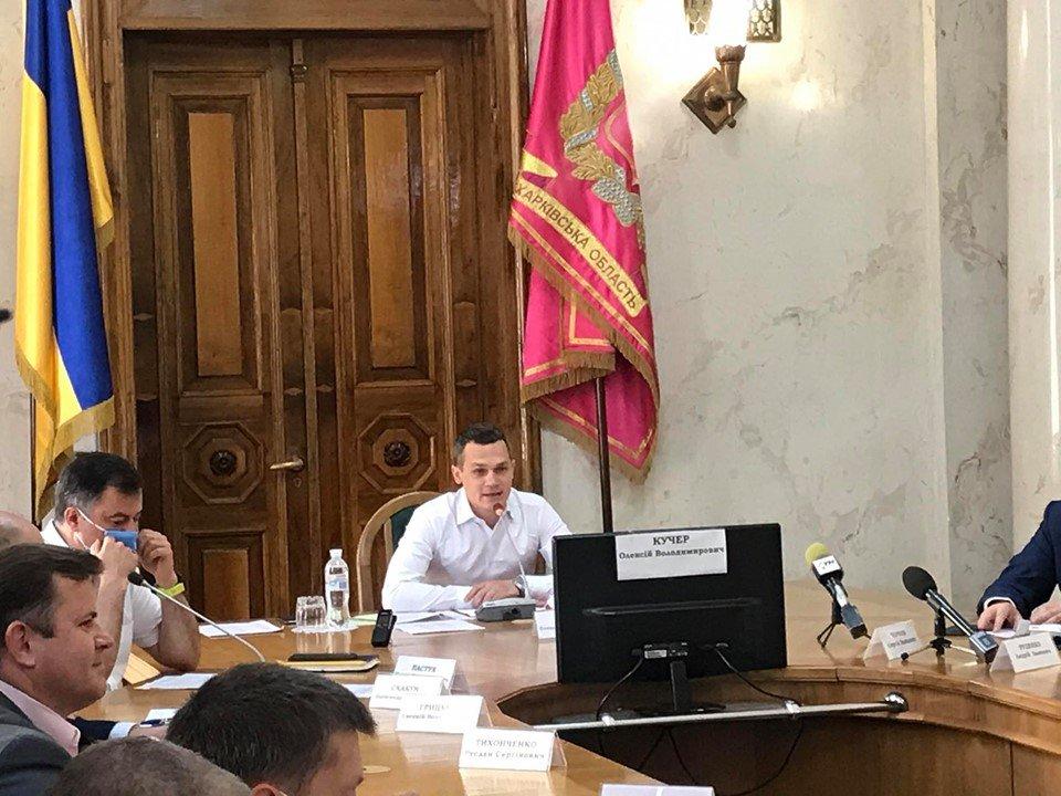 Голова ХОДА підтримує поділ Харківщини на 4 райони
