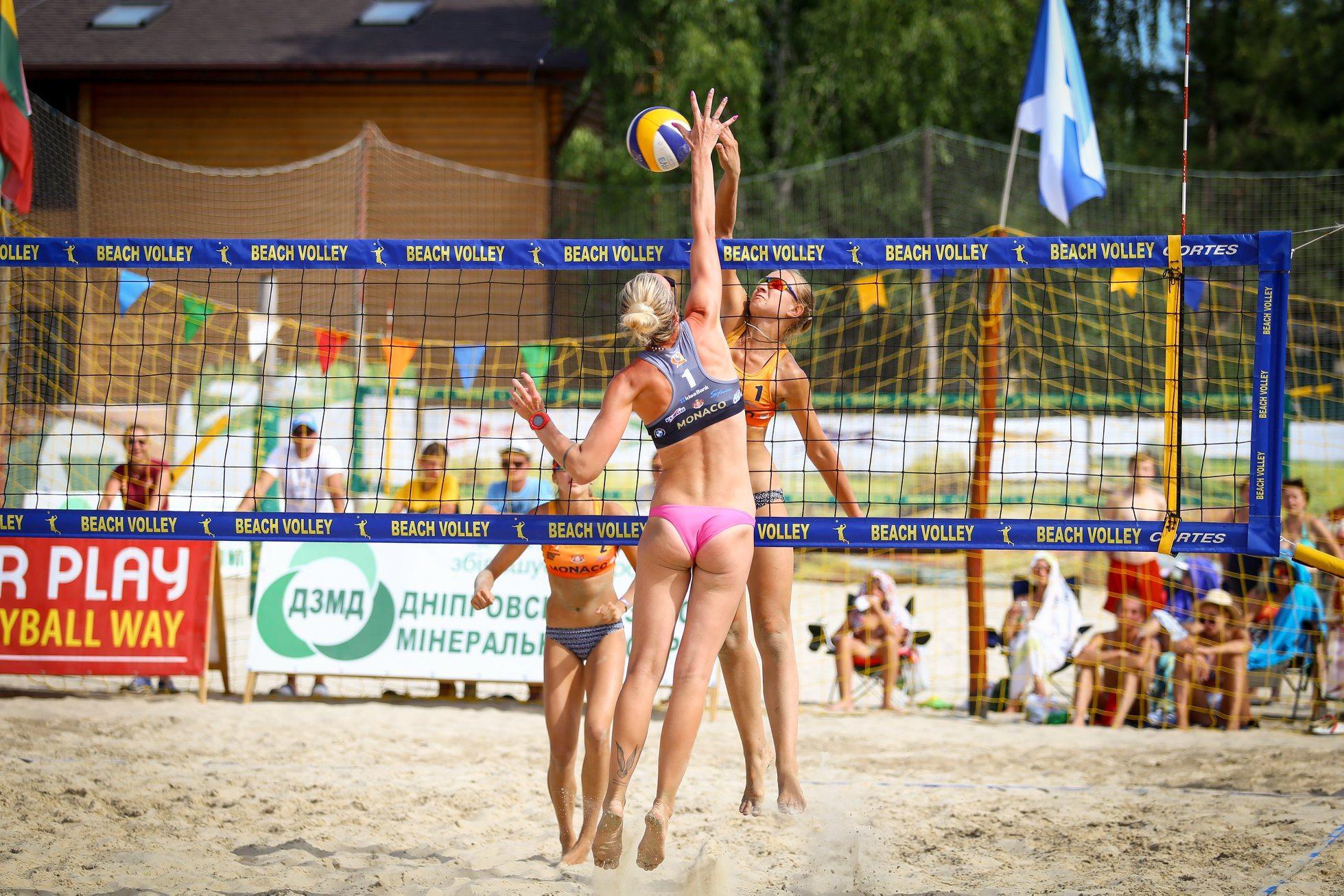 В Коробовом Хуторе состоялся турнир по пляжному волейболу (фото)