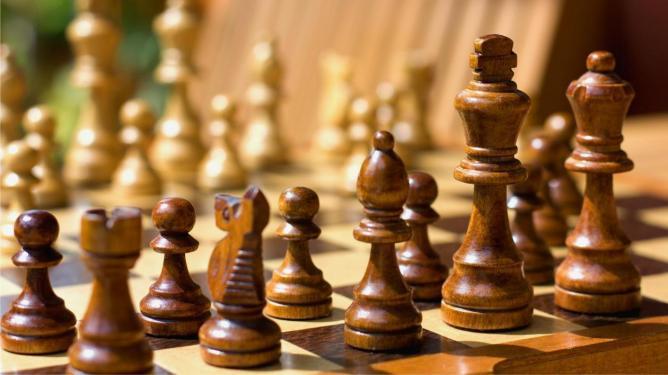 Украинцы приняли участие во Всемирном дне шахмат