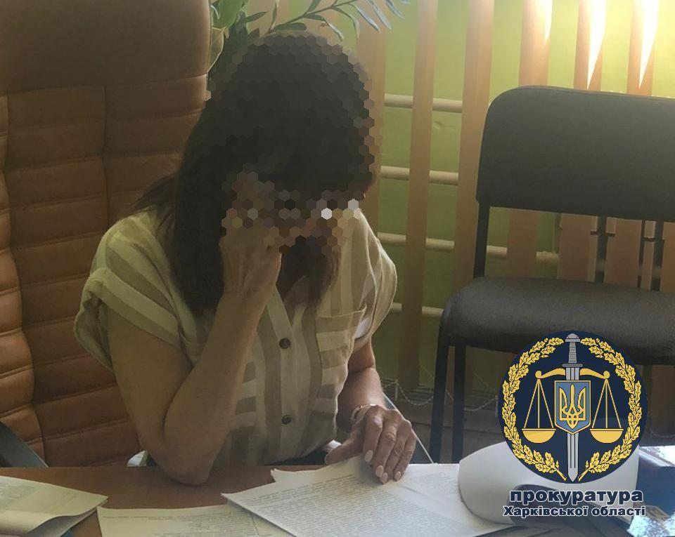 Чиновник РГА и директор компании подозреваются в хищении 1,5 млн грн бюджетных средств