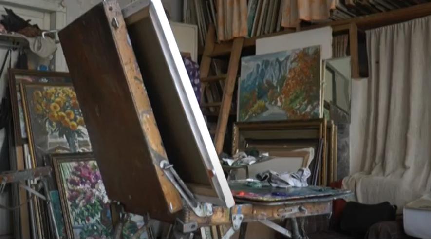 Мистецькі майстерні у Харкові: як живуть вільні художники (відео)