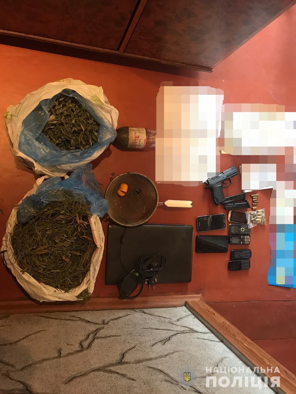 Интернет-магазин по продаже наркотиков, действующий по всей Украине, прикрыли в Харькове (фото)
