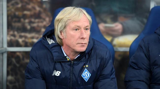 «Динамо» отправило в отставку весь тренерский штаб клуба