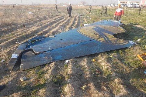 """Французские эксперты получили первые данные из """"черных ящиков"""" сбитого под Тегераном самолета МАУ"""