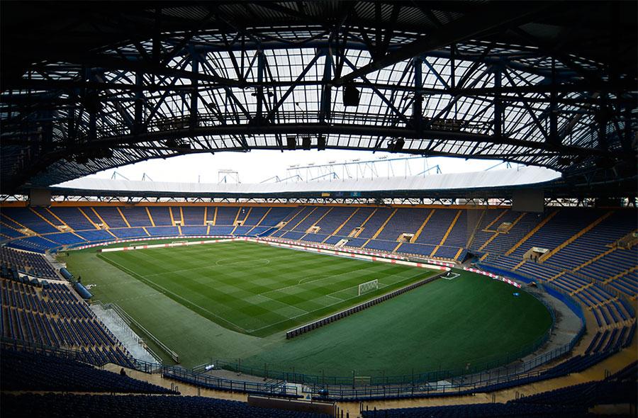 Финал Кубка Украины состоится на стадионе «Металлист» без зрителей