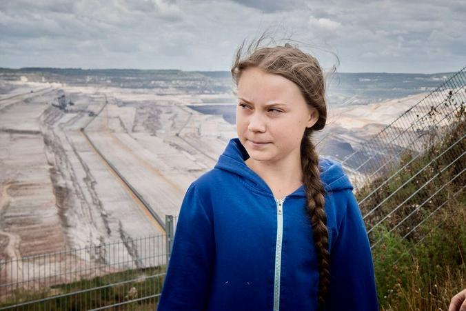 Грета Тунберг получила 1 млн евро от фонда Гюльбенкяна