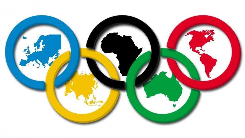 Листок паперу з малюнком олімпійських кілець пішов з молотка за 185 тисяч євро (фото)