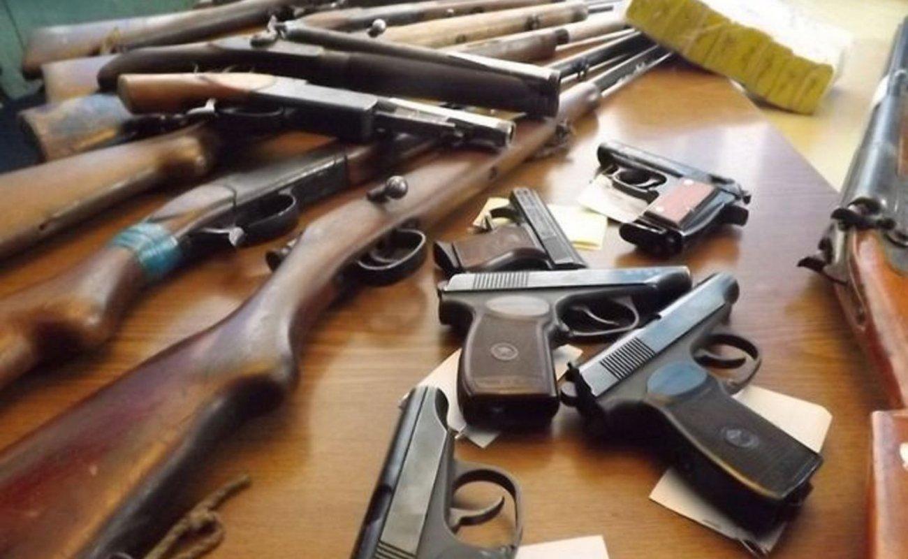 Военный из Харькова получил условный срок за потерю оружия