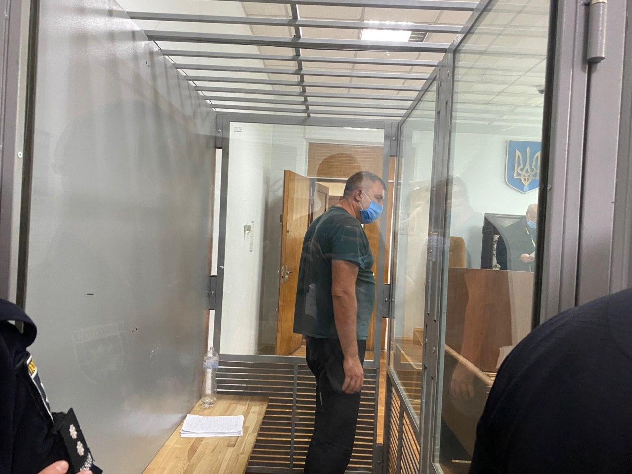 Суд взял под стражу подозреваемого в пособничестве луцкому террористу (фото)