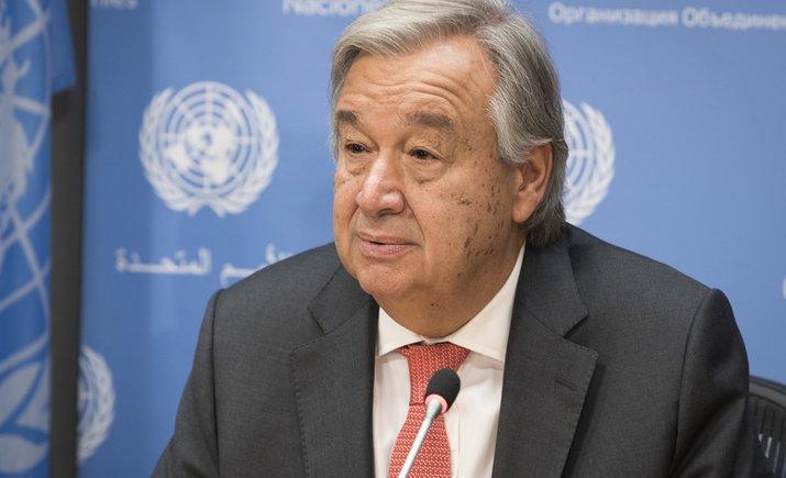 """""""Вирус поставил нас на колени"""", – Генсек ООН про неравенство, расизм и пандемию"""