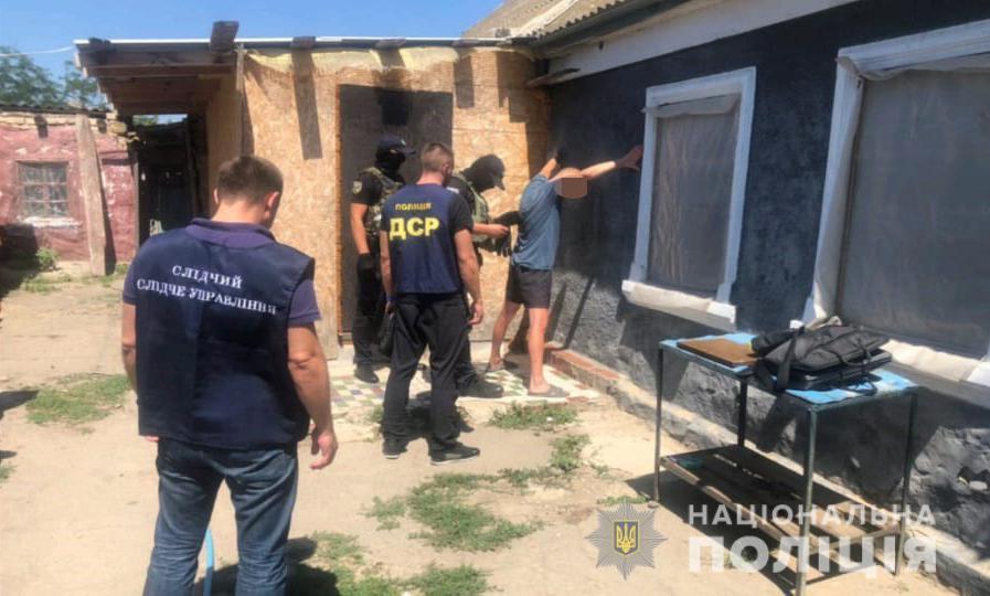 На Харьковщине разоблачена межрегиональная группа преступников (фото)