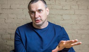Олег Сенцов расскажет харьковчанам о письме за решеткой