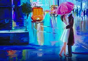 Харьковчан приглашают на выставку картин «Лирическое настроение»