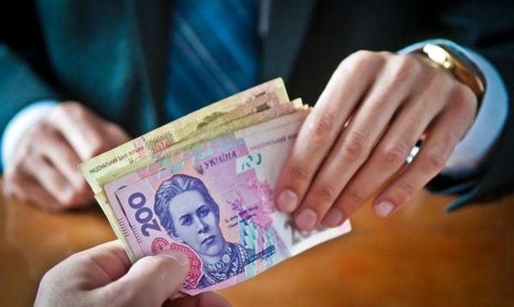Досудебное расследование по поводу вымогательства в сумме 29,3 тыс. грн. завершено