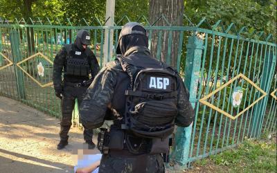 Работника харьковской налоговой службы задержали на получении взятки 50 тыс. грн (видео)