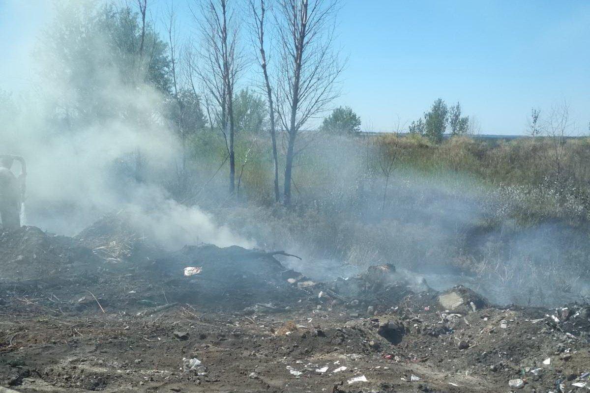 Харьковские спасатели предупреждают о чрезвычайном уровне пожарной опасности (фото)