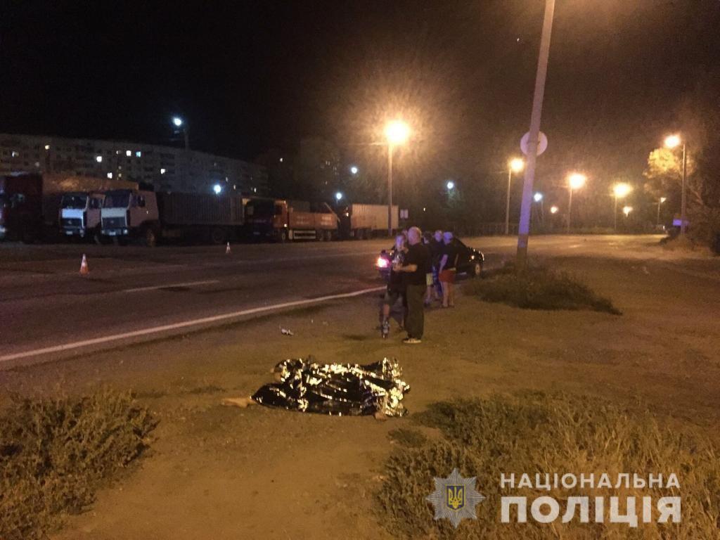 Суд арестовал водителя, который насмерть сбил парня в Харьков на окружной и скрылся с места ДТП