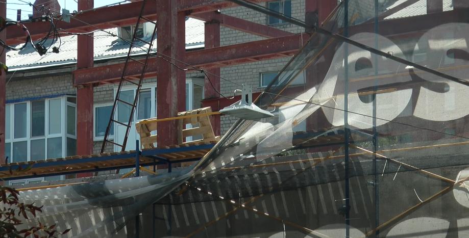 Будинок харківського архітектора Васильєва реконструюють без дозволу (відео)