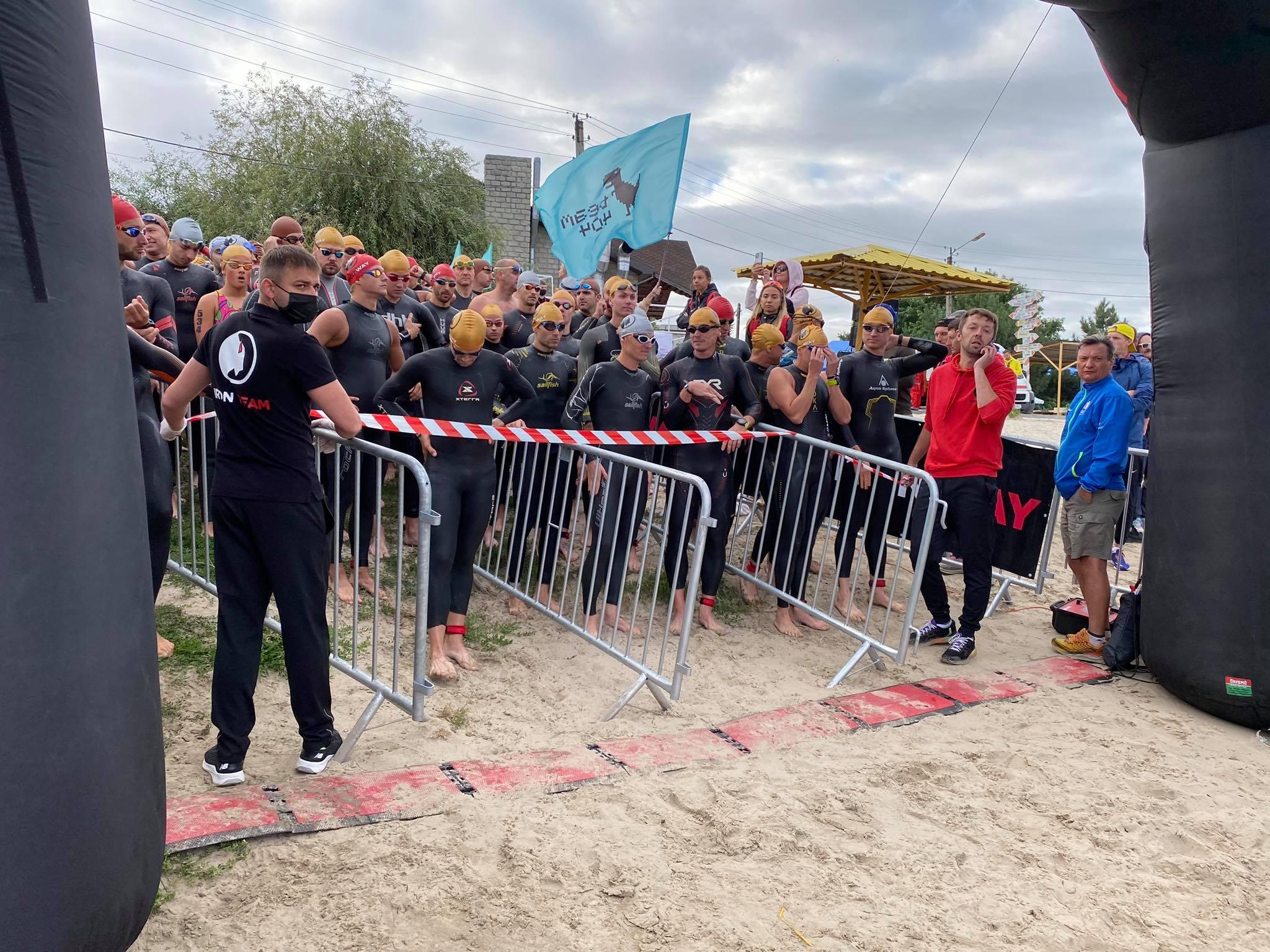 У Харкові визначилися перші фінішисти щорічних змагань з тріатлону (відео, фото)
