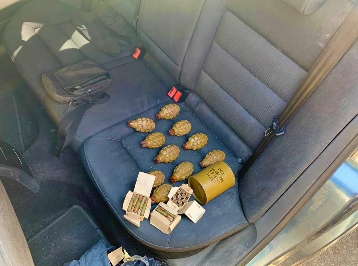 Луганчанин привозил оружие в Харьков и продавал криминальным авторитетам: торговец задержан (фото)