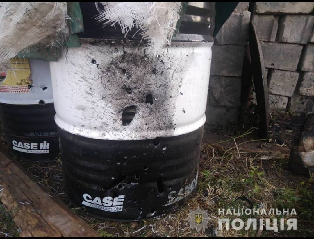 В Харьковской области мужчине оторвало ноги и руку