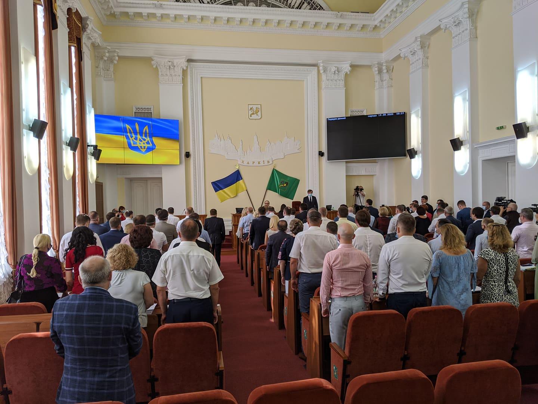 Кернес поддержал инициативу об увековечивании памяти губернатора