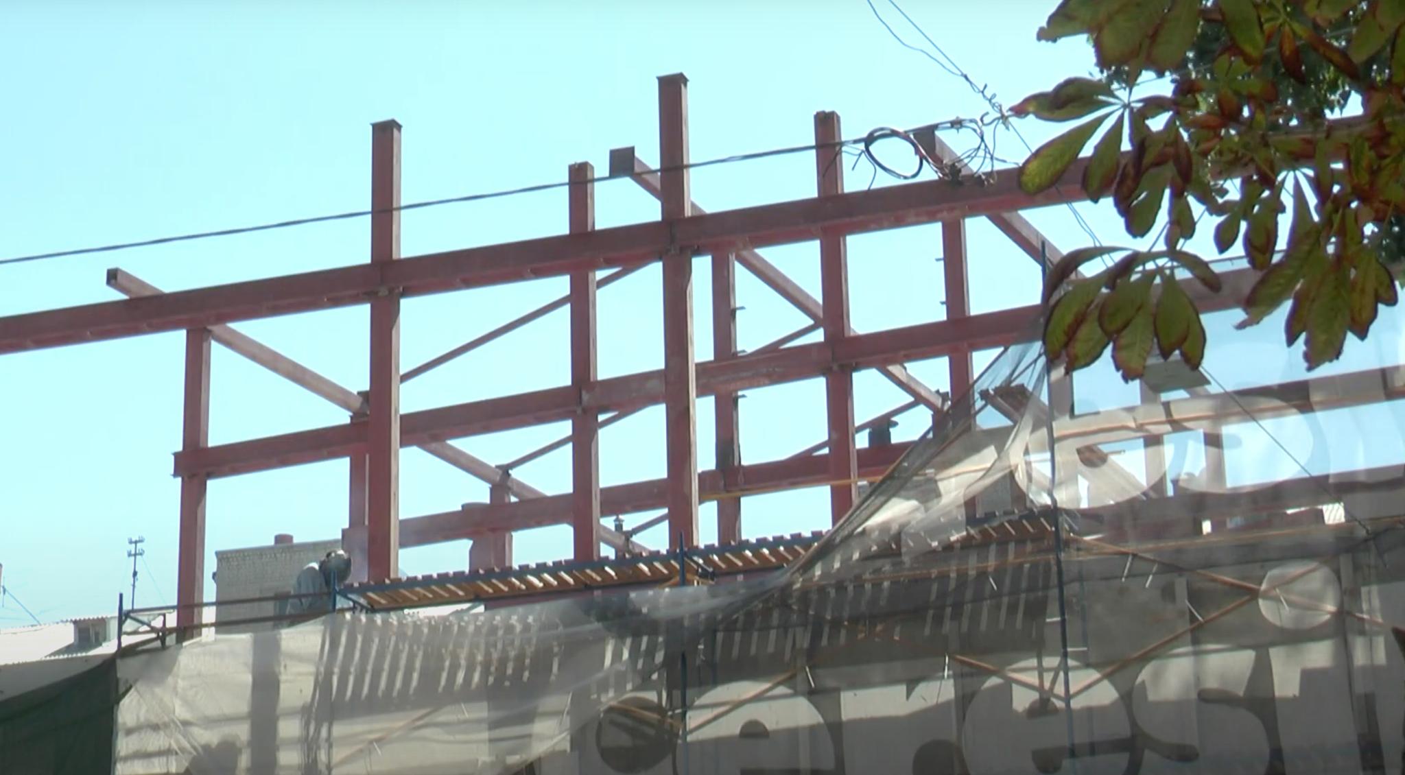 Прокуратура зайнялася реконструкцією пам'ятки архітектури у Харкові (фото)