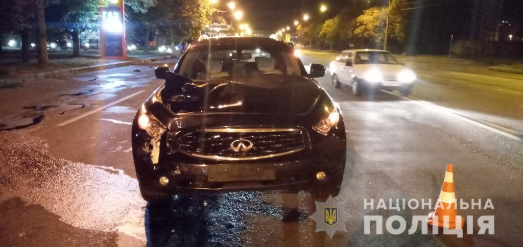 В Харькове насмерть сбита женщина-пешеход (фото)