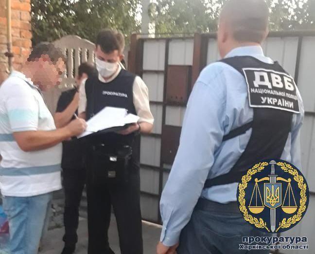 Экс-полицейского подозревают в несанкционированном вмешательстве в базы данных Нацполиции