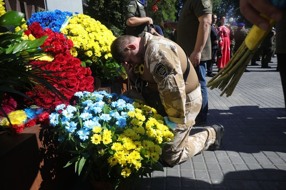 Харків долучився до всеукраїнської хвилини мовчання (фото)