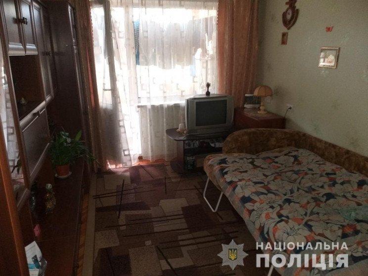Харьковчанина подозревают в убийстве собственной матери (фото)