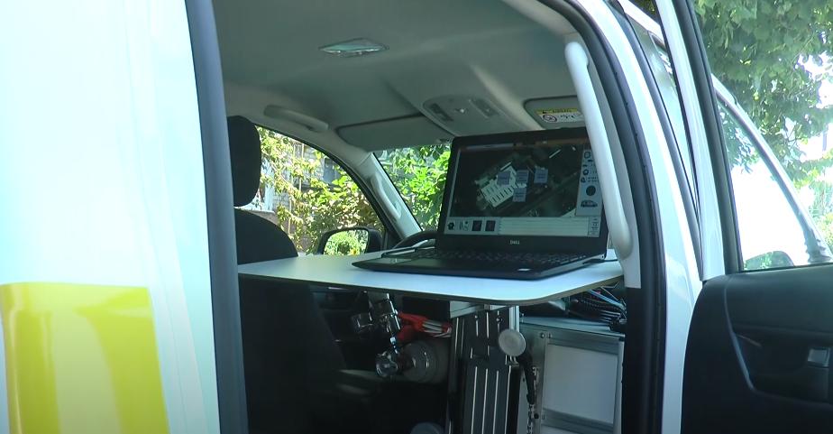 На Харківщині газопроводи перевіряють унікальною автівкою (відео)