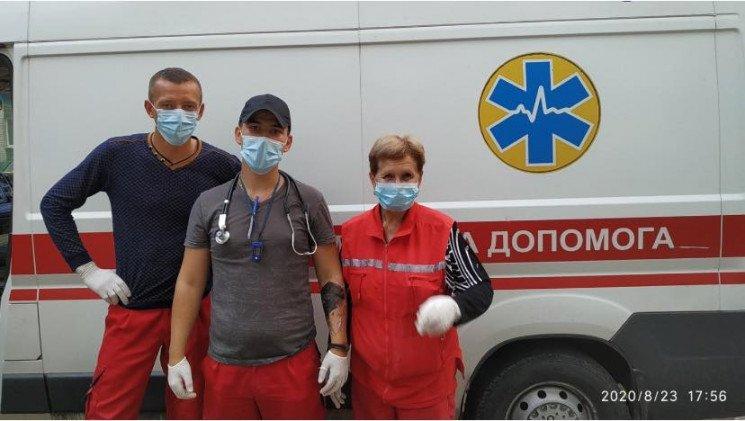 В Харькове медики успешно реанимировали утонувшего мужчину