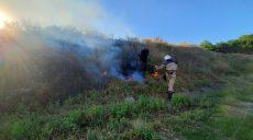 34 пожара ликвидированы в эко-системах Харьковщины за прошедшие сутки