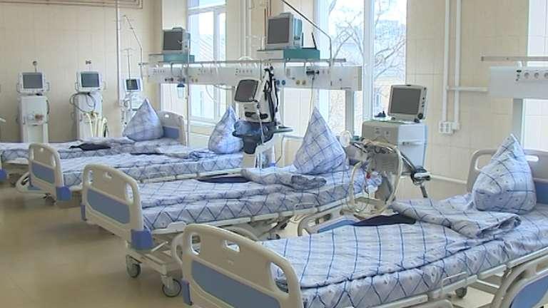 В медучреждениях Харькова добавят 60 коек для посткоронавирусных больных