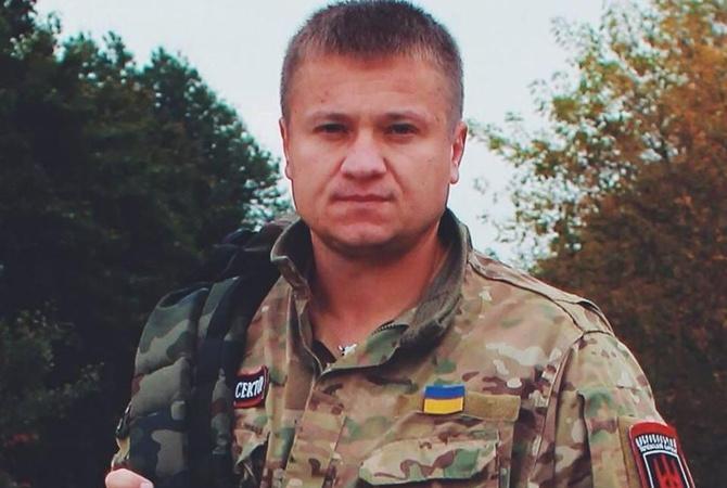 """Умер заместитель комбата """"Аратты"""" Андрей Гергерт"""