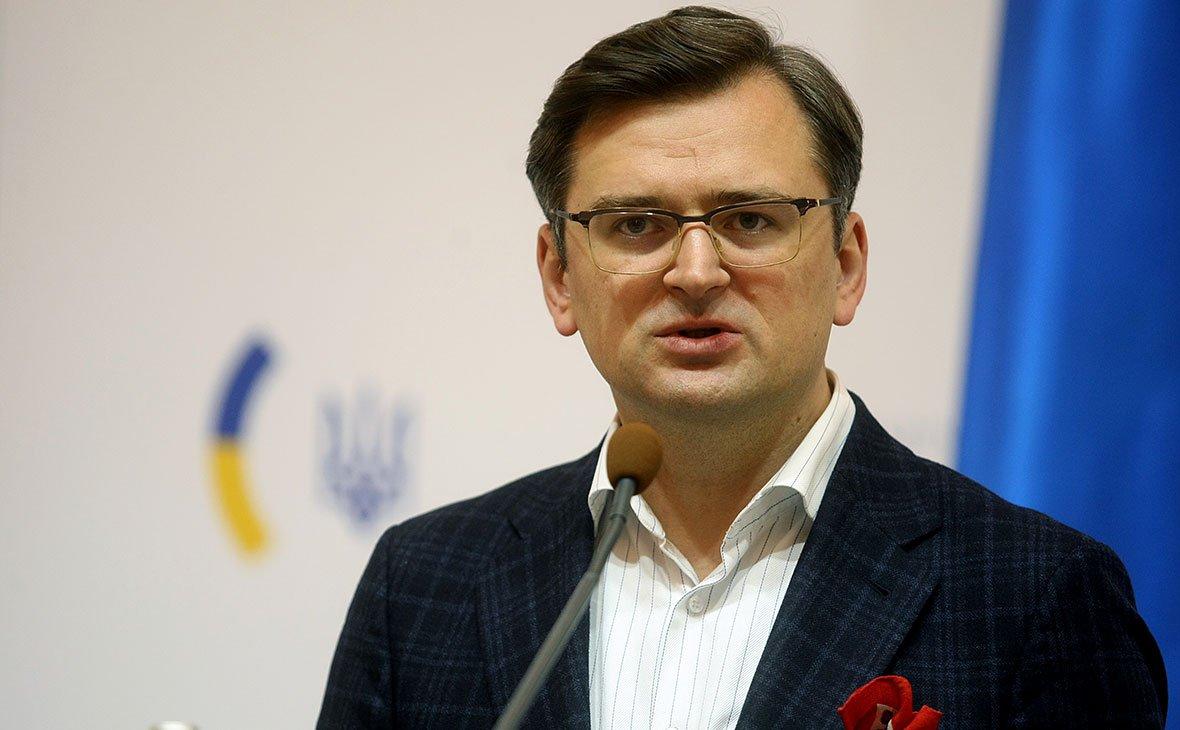 Россия остается и на границе, и на оккупированных территориях, — Кулеба