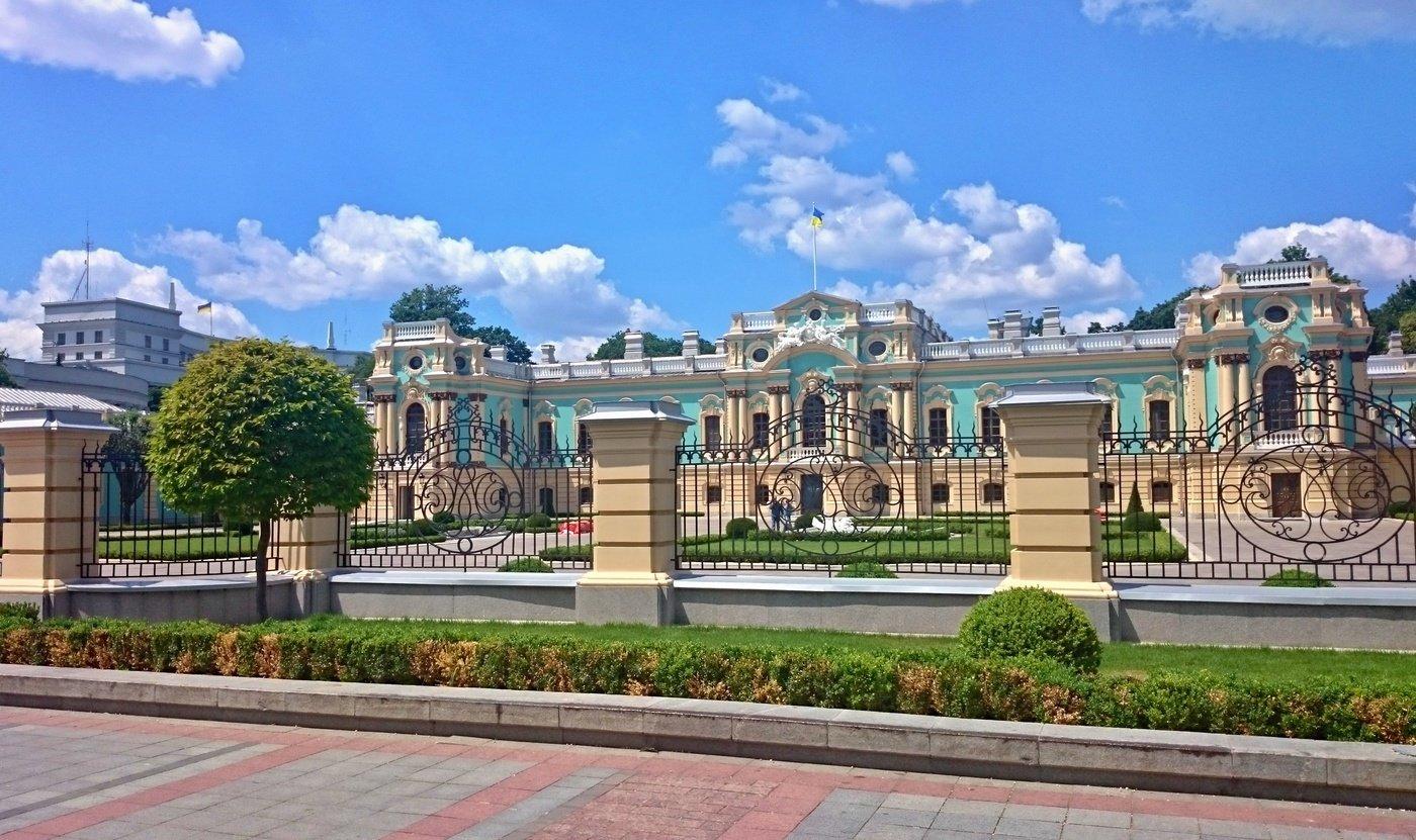 Мариинский дворец откроют для посещения уже 4 сентября