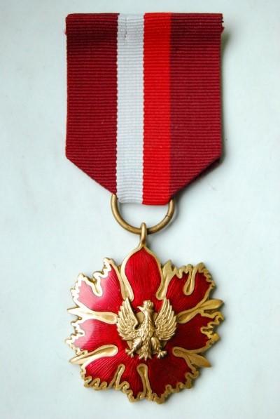 Харьковчанку наградили государственной медалью Польши (фото)