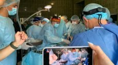 В Украине впервые выполнили пересадку поджелудочной железы