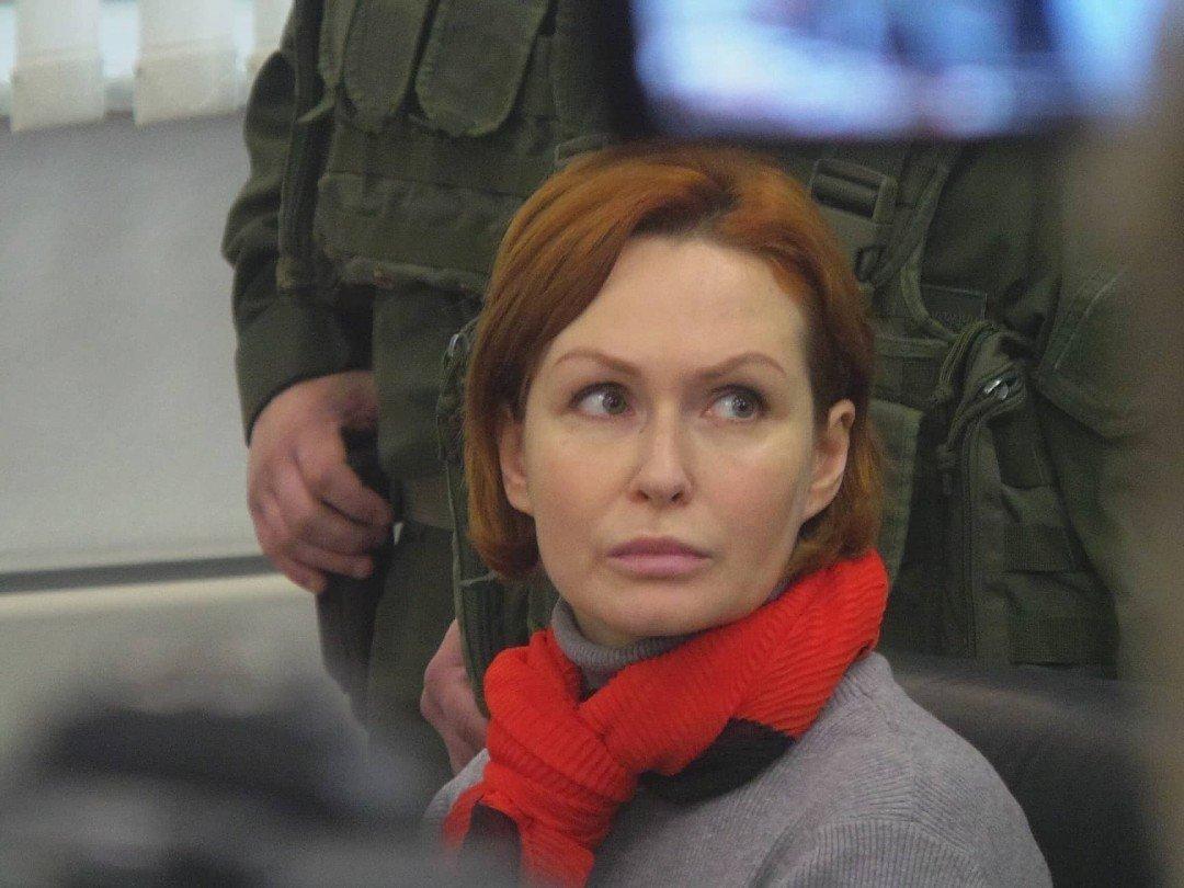 Юлию Кузьменко отпустили из СИЗО под круглосуточный домашний арест