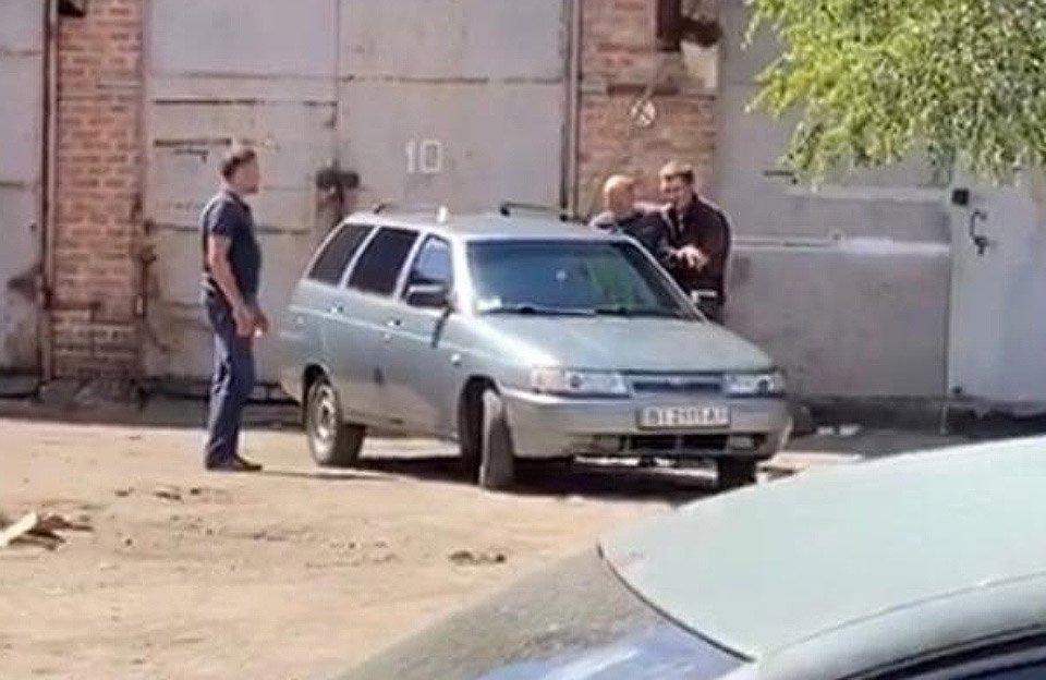 """""""Полтавский террорист"""" застрелен при задержании"""