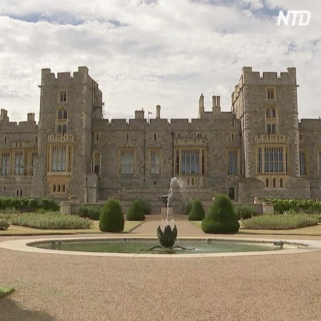 Прогулка по парку в Виндзорском замке: уникальная возможность для англичан и туристов (фото)