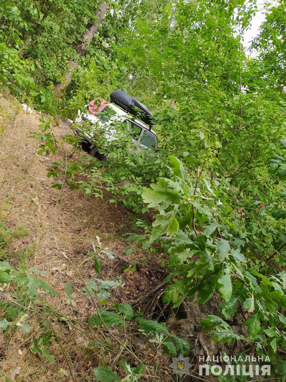 Харьковчанина, который пропал около двух недель назад, нашли мертвым в собственном авто
