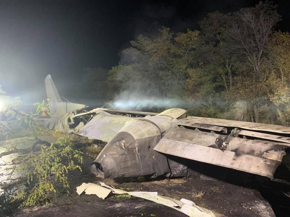 Авиакатастрофа под Чугуевом: Кучер просит правоохранителей расследовать действия руководителя полетов